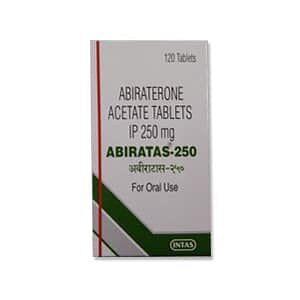 Abiratas 250mg Tablets Price