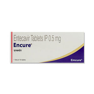 Encure 0.5mg Tablet Price