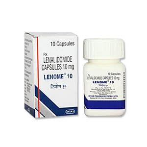 Lenome 10mg Capsules Price