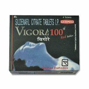 Vigore 100 Tablets Price