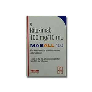 Maball 100mg Injection Price