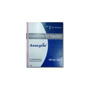 Azacytin 100mg Injection Price