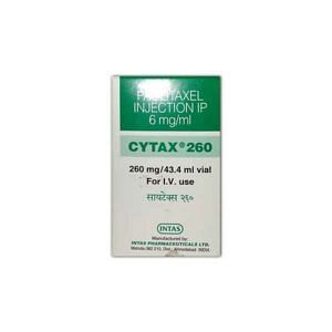 Cytax 260mg Injection Price