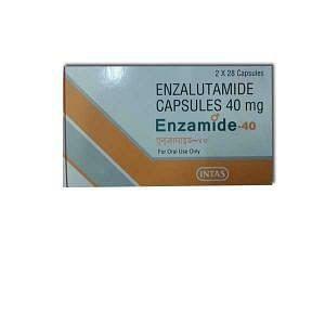 Enzamide 40 mg Capsules Price