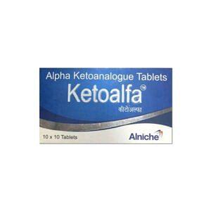 Ketoalfa 200mg Tablets Price