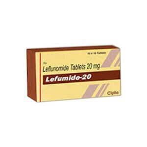 Lefumide 20mg Tablets Price
