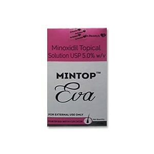 Mintop Eva 5% Topical Solution Price
