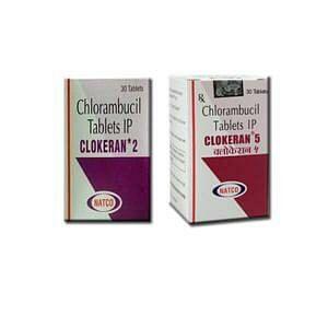 Clokeran 2mg Tablets Price