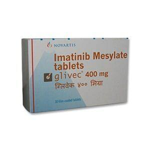 Glivec 400 mg Tablets Price