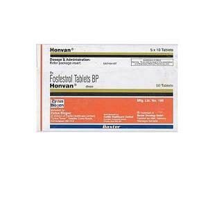 Honvan 120 mg Tablets Price
