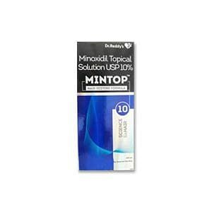 Mintop 10% Topical Solution Price