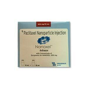 Nanoxel 300mg Injection Price