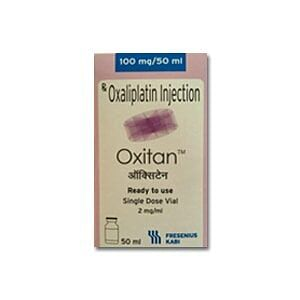 Oxitan 100mg Injection Price