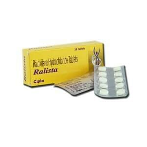Ralista Tablets Price