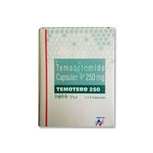 Temotero 250mg Capsule Price