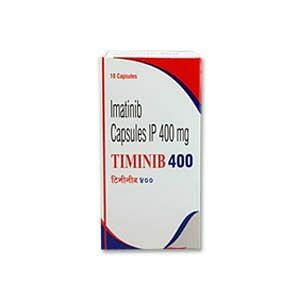 Timinib 400mg Capsule Price