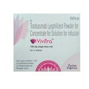Vivitra 150mg Injection Price