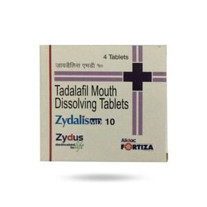 Zydalis MD 10mg Tablet Price
