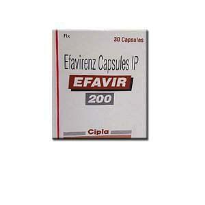 Efavir 200mg Capsules Price