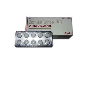 Zidovir 300mg Tablets Price